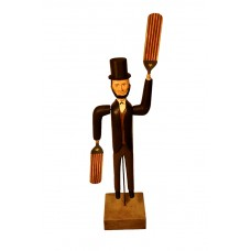 Large Whirligig 16 - 1 Abe Lincoln