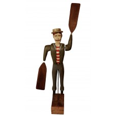 Large Sailor Whirligig 16 - 2