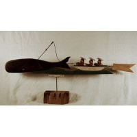 Nantucket Sleigh Ride  Weathervane
